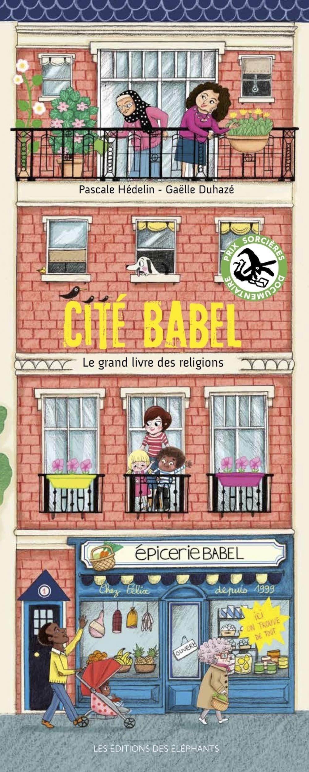 Cite Ba Belle Grande Book Cover