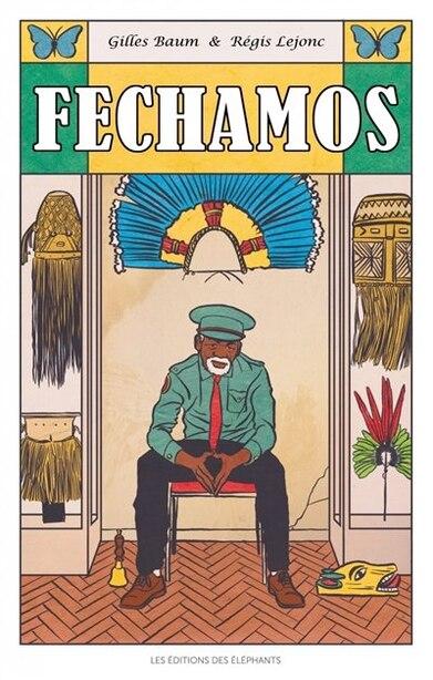 Fechamos Book Cover