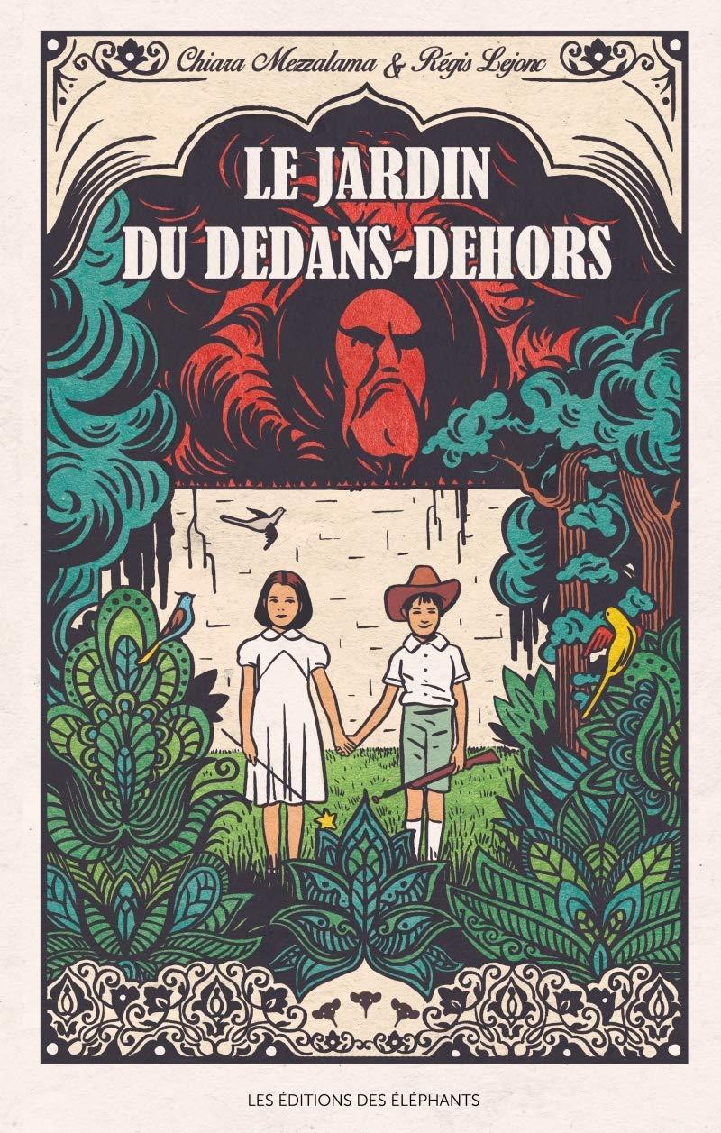 Les Jardin Book Cover